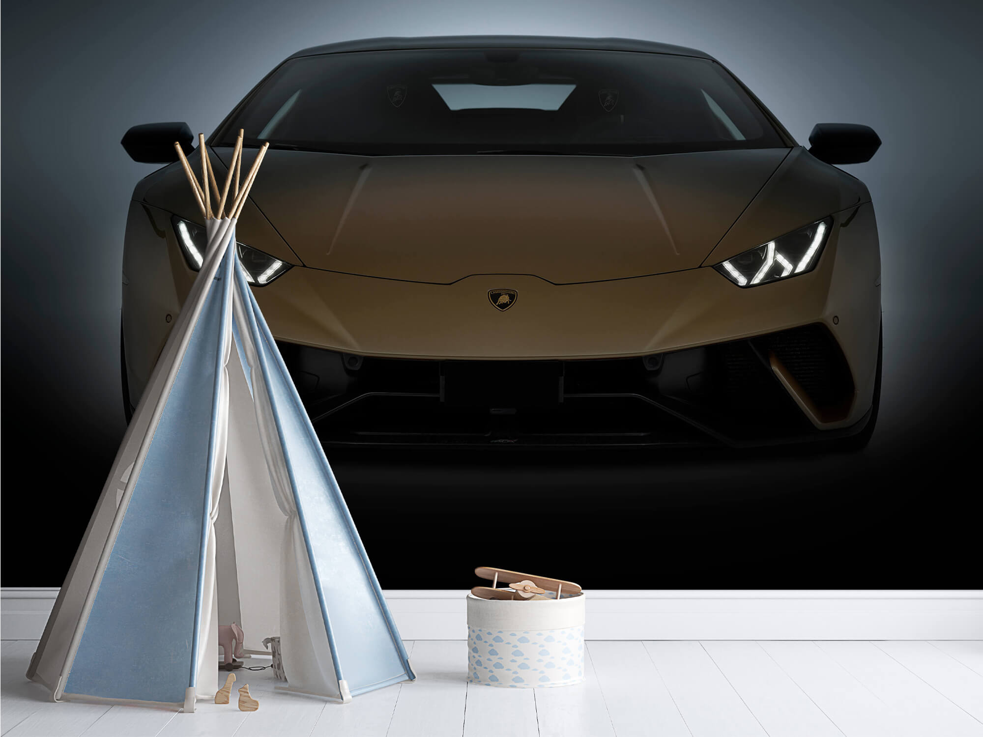 Wallpaper Lamborghini Huracán - Huracán - Fram 11