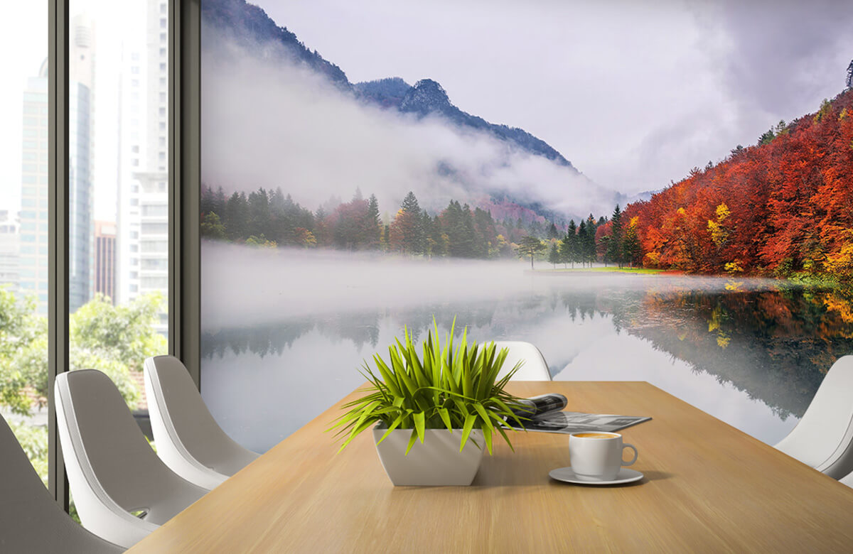 Autumn reflections 5