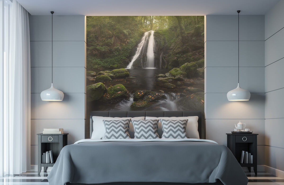 A Graceful Waterfall 2