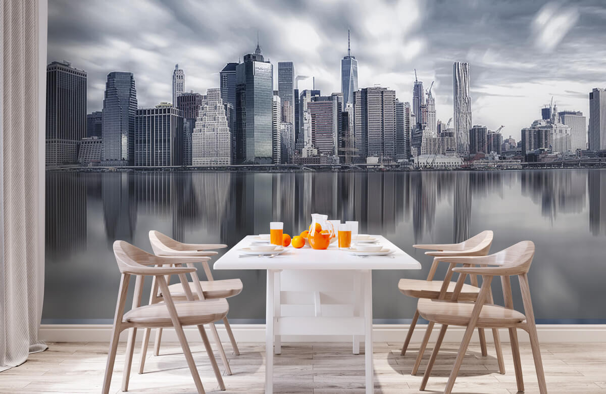 Manhattan Reflection 2