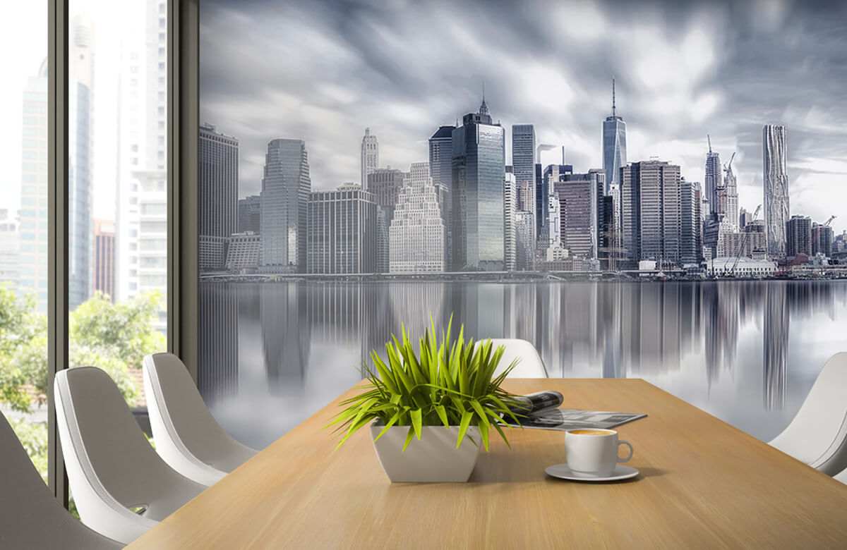 Manhattan Reflection 4
