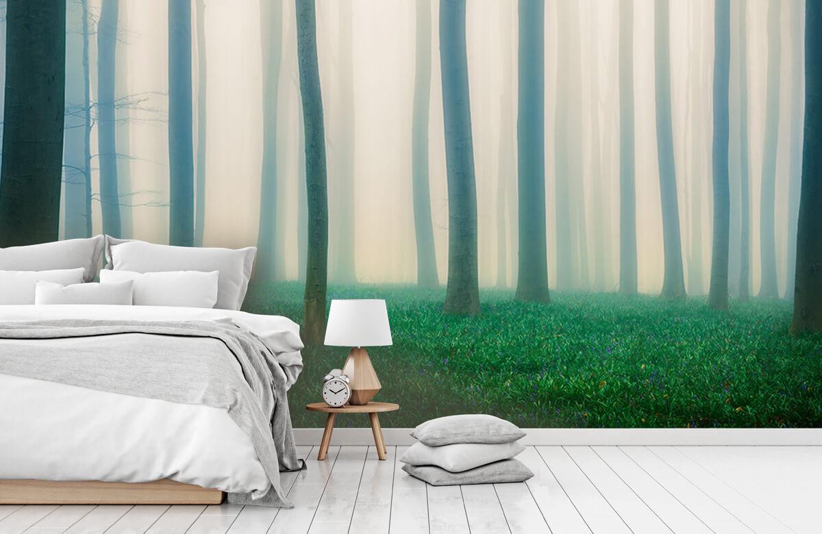Landscape Daydreaming of Bluebells 2
