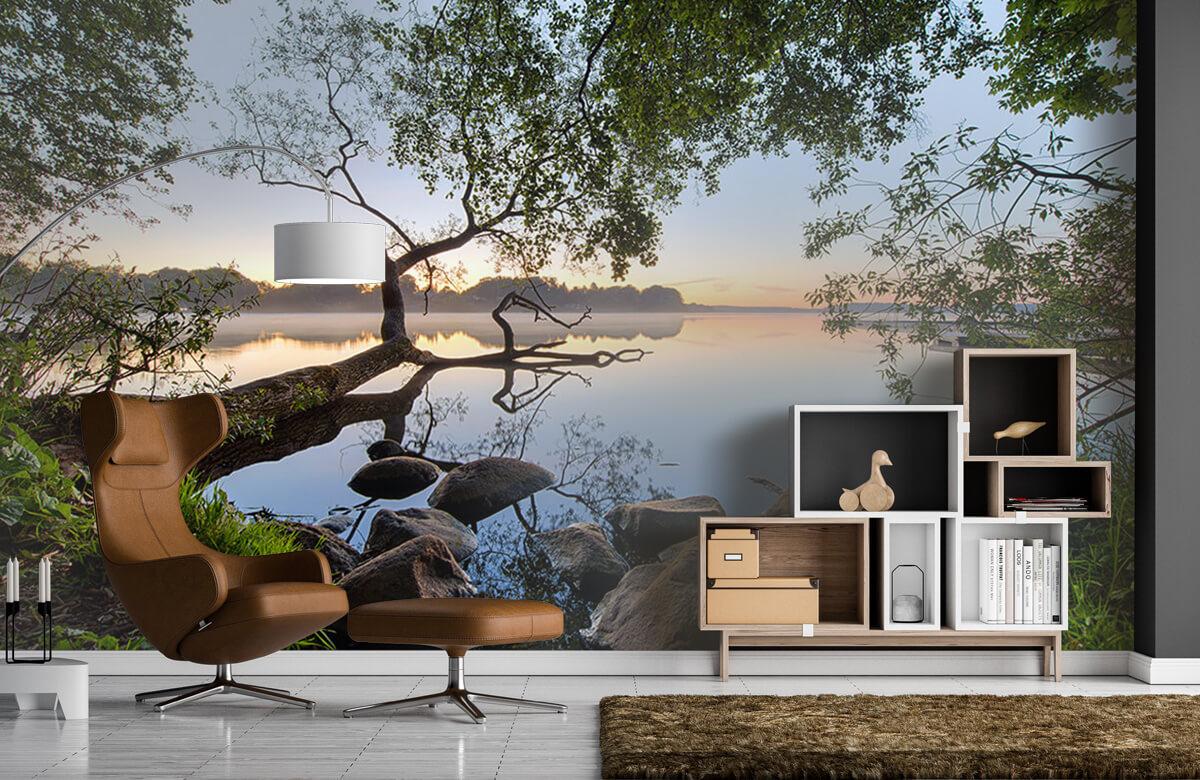 Landscape Lake view 7