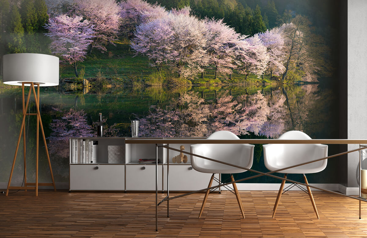 Landscape Sakura 1