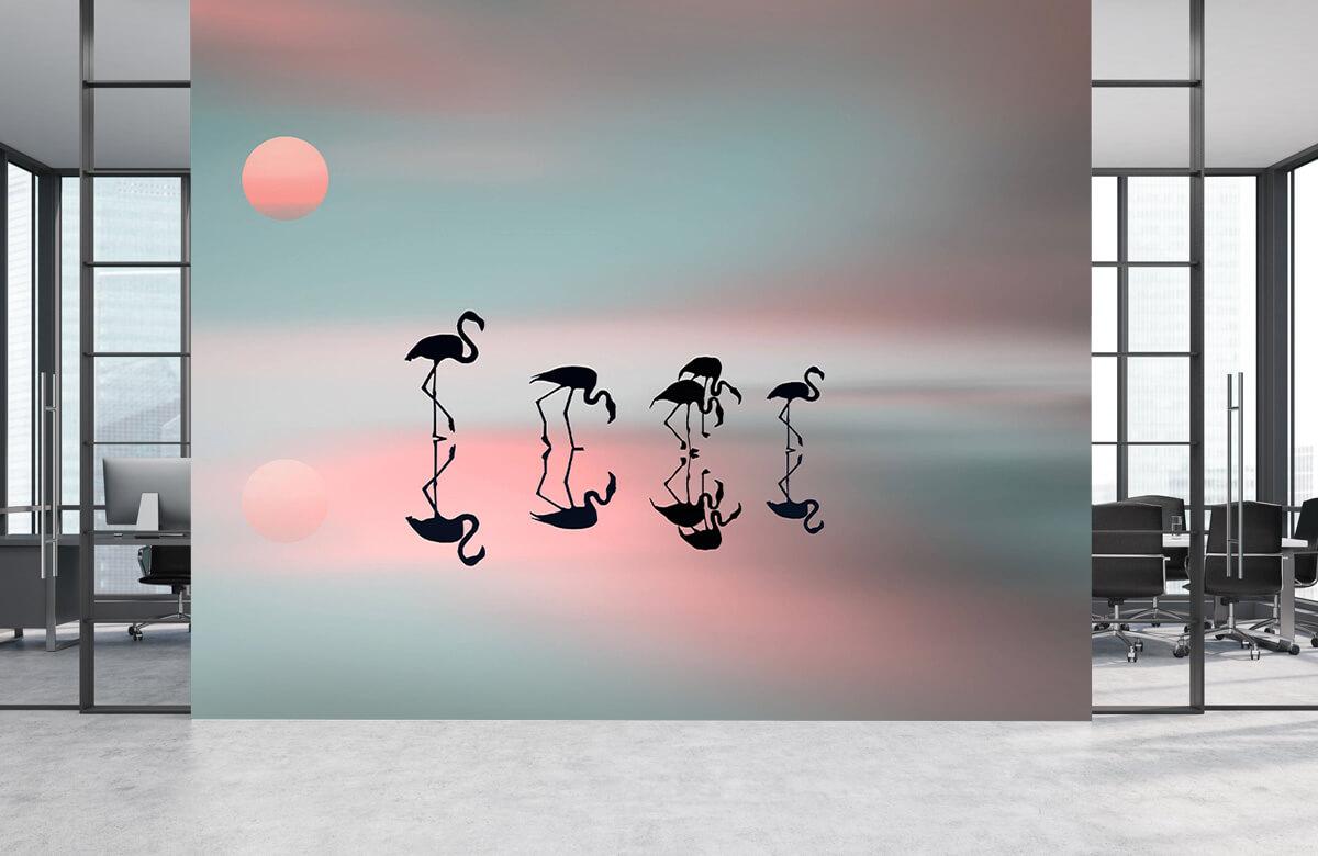 Effecten Family flamingos 7