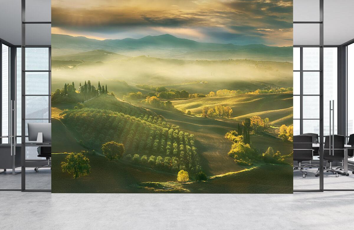 Landscape Autumn Landscape 7