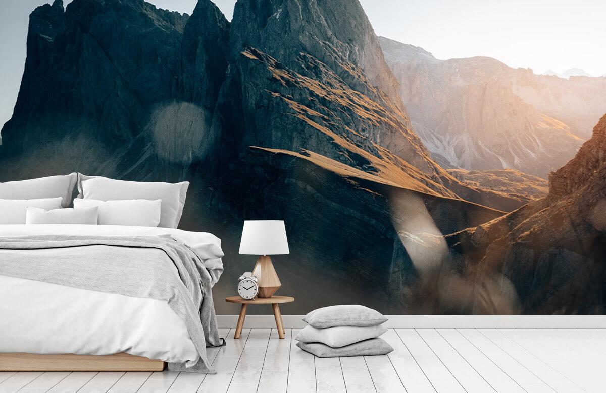 Wallpaper fjällängarna Seceda 11