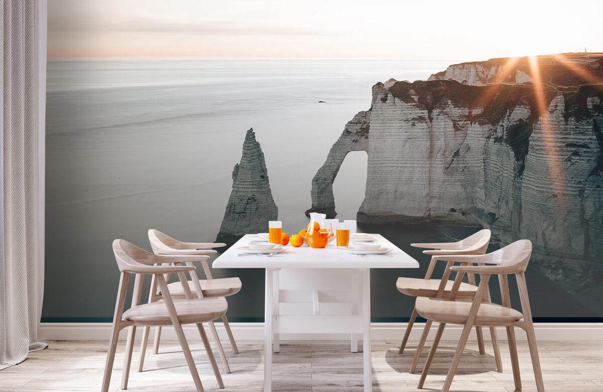 Wallpaper Morgonsol på kusten 5