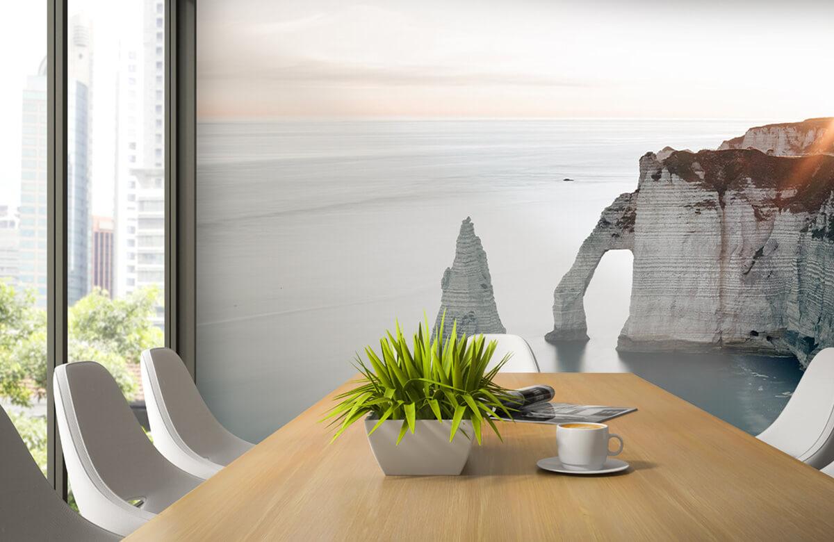 Wallpaper Morgonsol på kusten 6