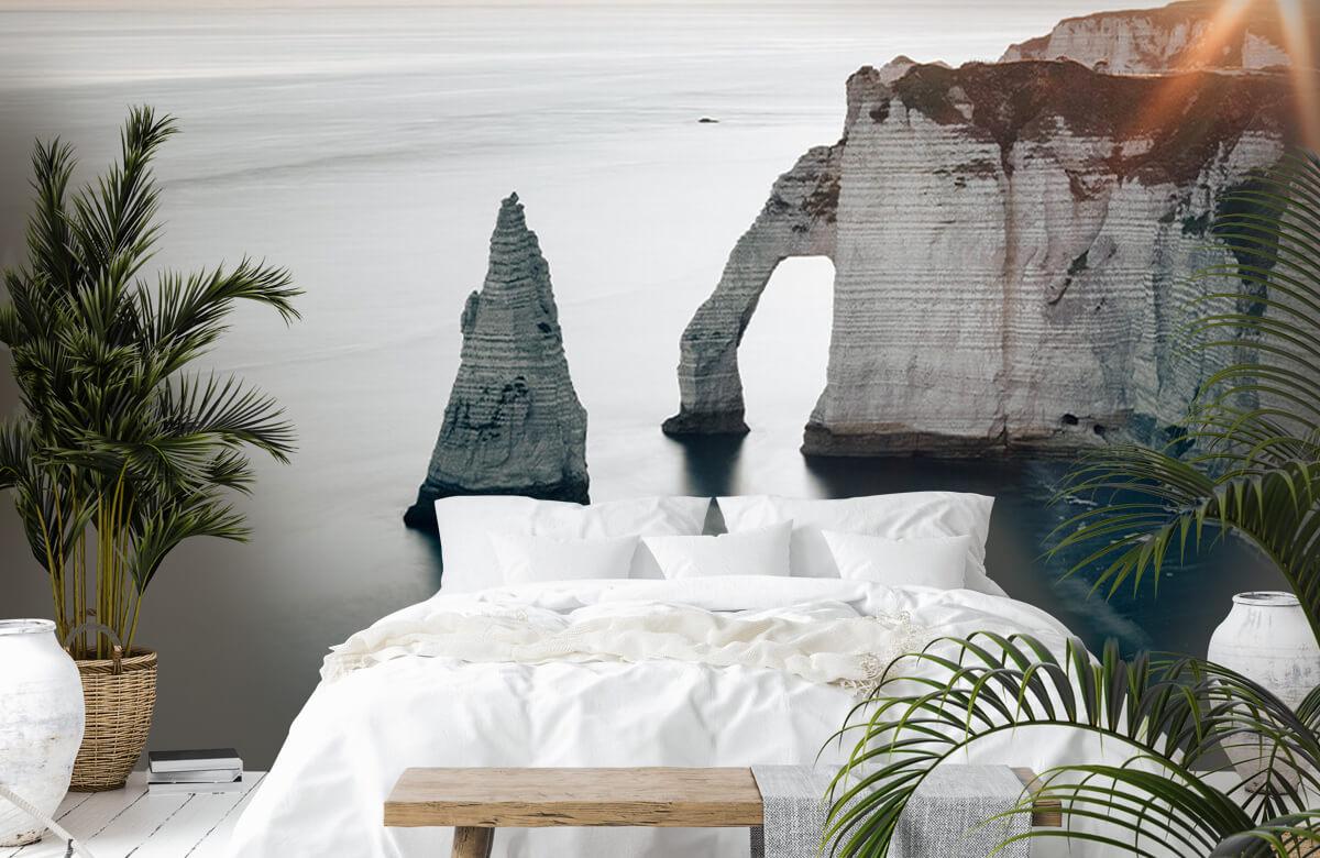Wallpaper Morgonsol på kusten 2