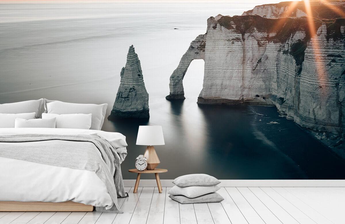Wallpaper Morgonsol på kusten 7