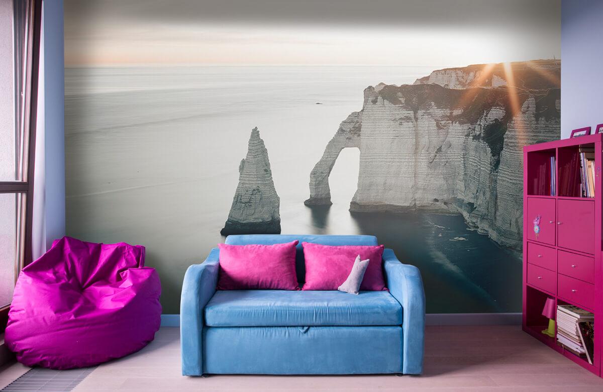 Wallpaper Morgonsol på kusten 4