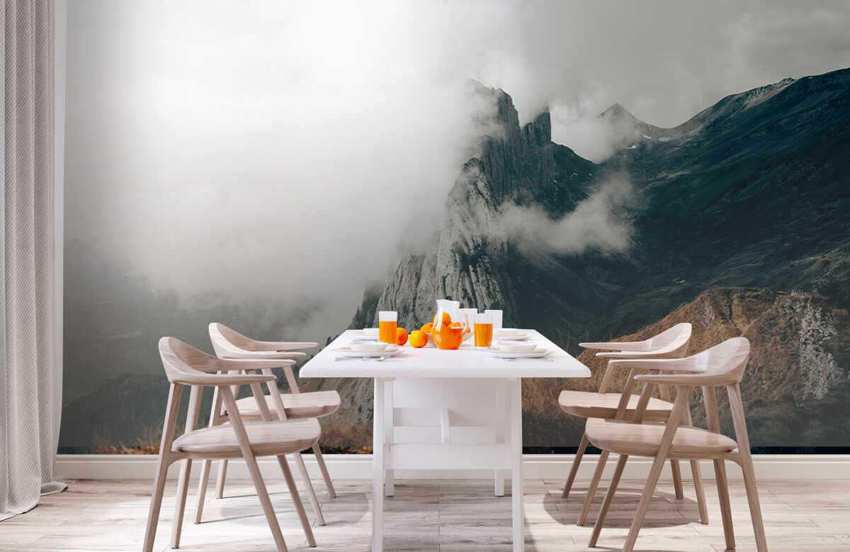 Wallpaper Schweiziska Alperna 2