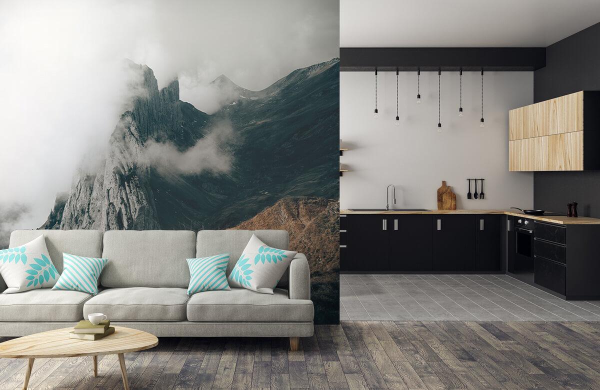 Wallpaper Schweiziska Alperna 10