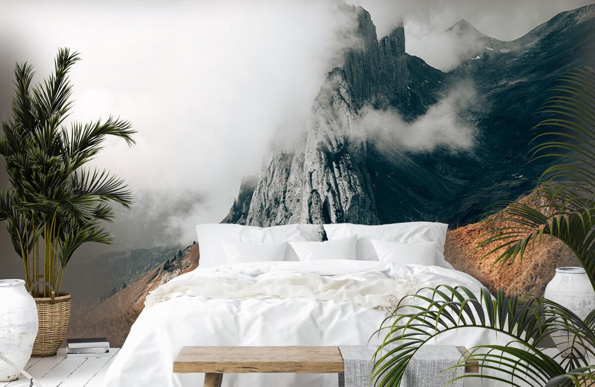 Wallpaper Schweiziska Alperna 3