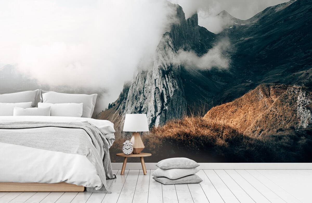 Wallpaper Schweiziska Alperna 9