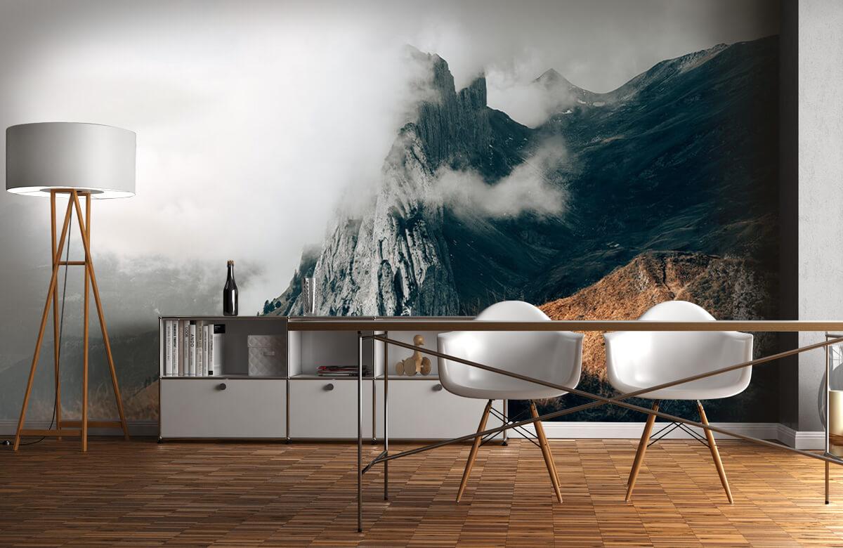 Wallpaper Schweiziska Alperna 1