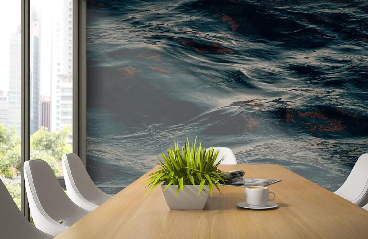 Wallpaper Havsvågor 2