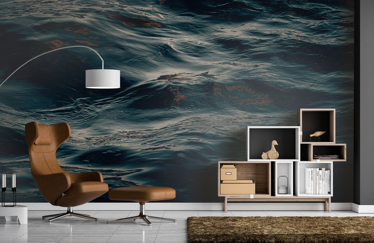 Wallpaper Havsvågor 4