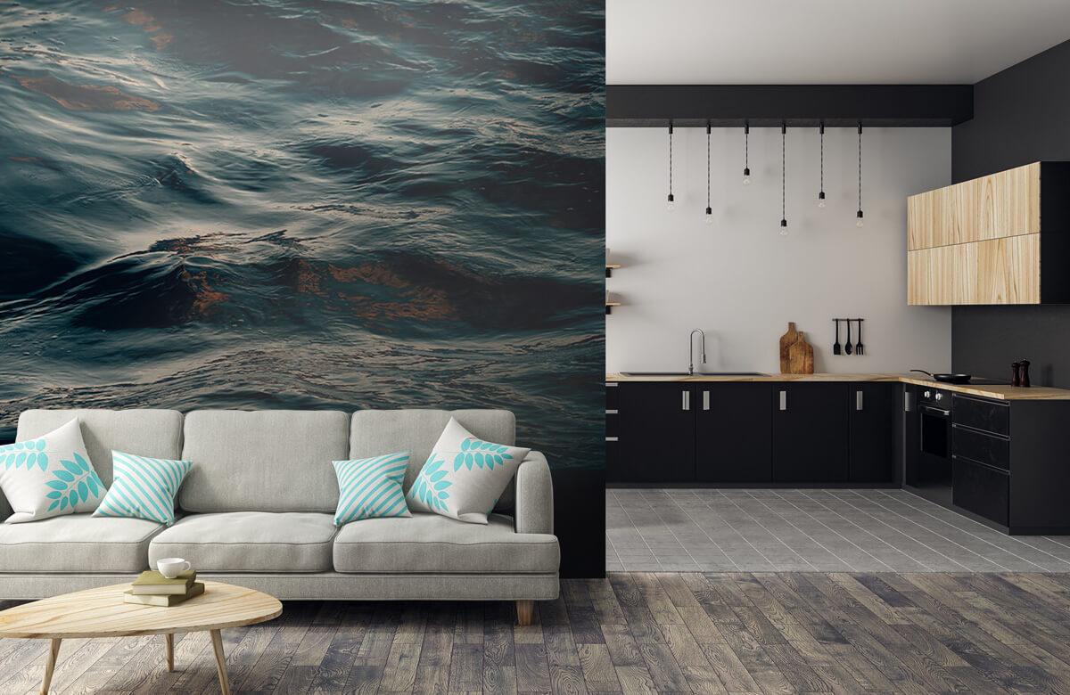 Wallpaper Havsvågor 5