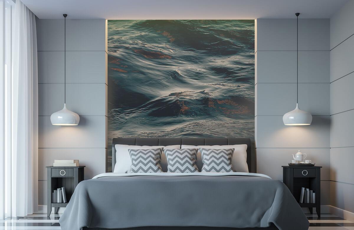 Wallpaper Havsvågor 8