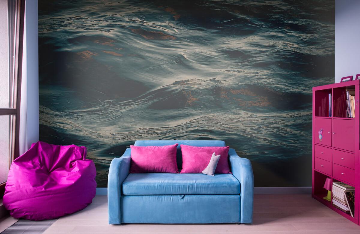 Wallpaper Havsvågor 10