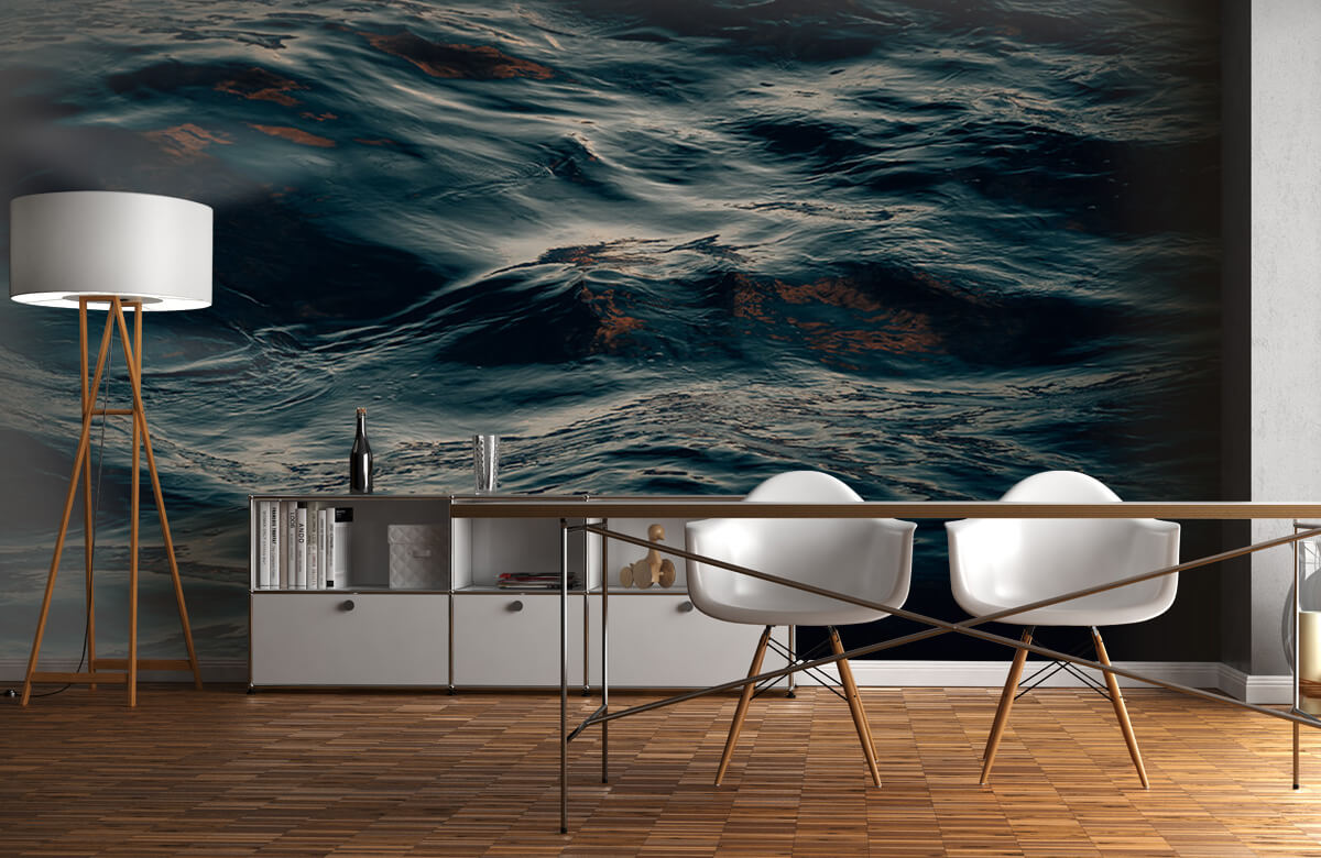 Wallpaper Havsvågor 11