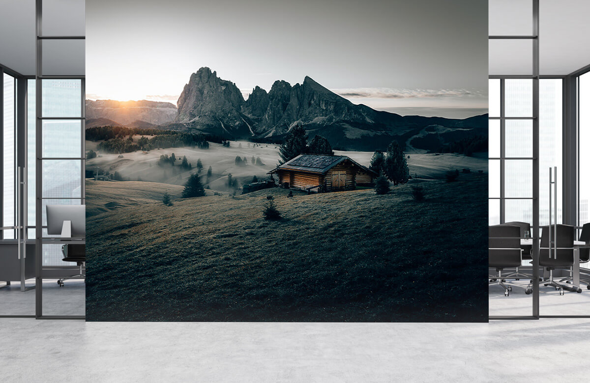 Wallpaper Landskap Sydtyrolen 6