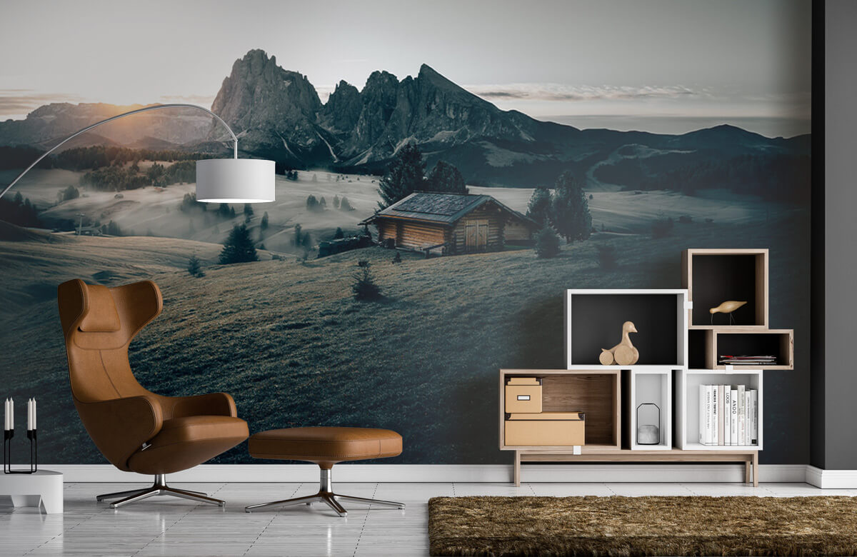 Wallpaper Landskap Sydtyrolen 8