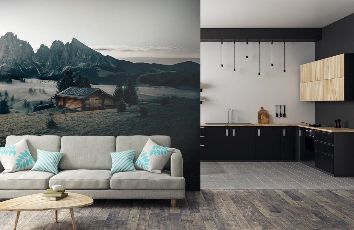 Wallpaper Landskap Sydtyrolen 11