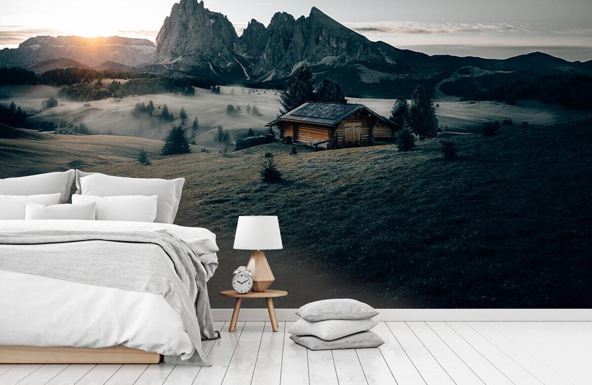 Wallpaper Landskap Sydtyrolen 10
