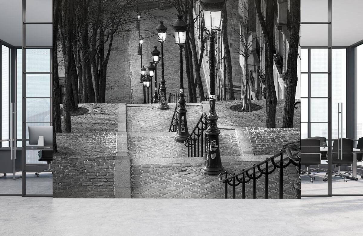 Lugn kväll i Montmartre 6