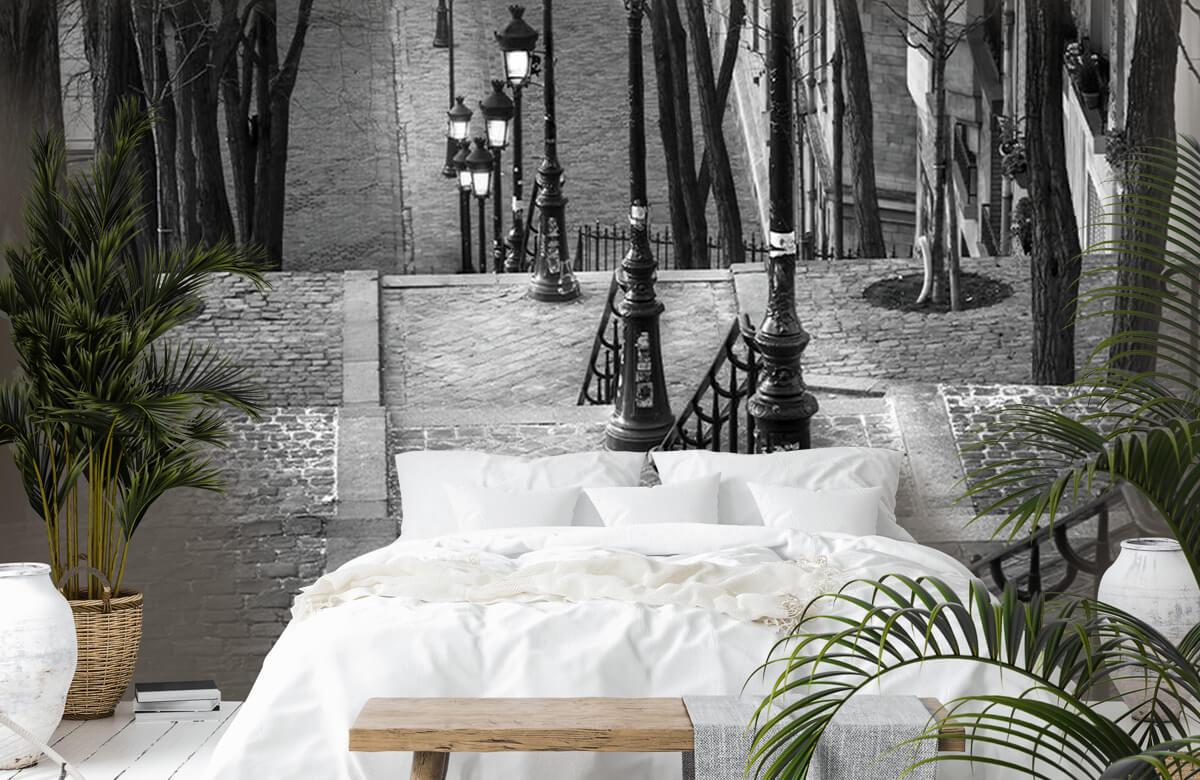 Lugn kväll i Montmartre 8
