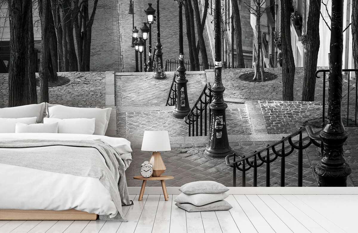 Lugn kväll i Montmartre 4