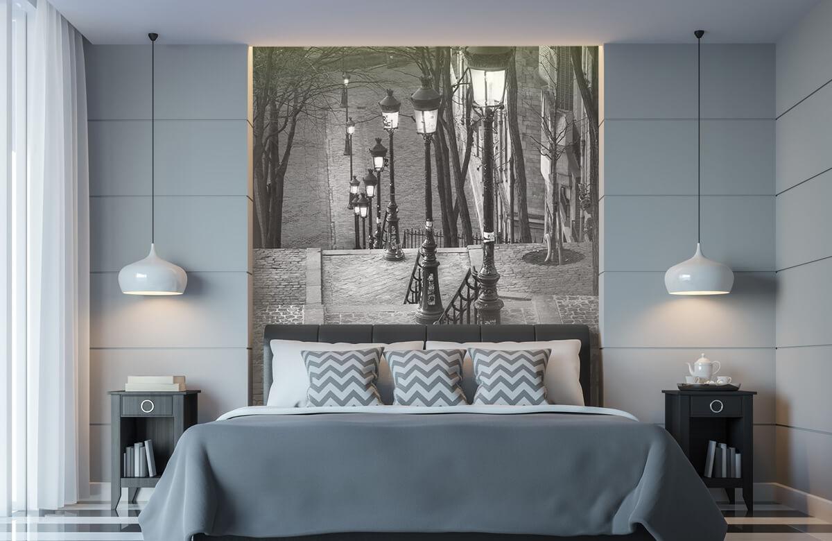 Lugn kväll i Montmartre 11