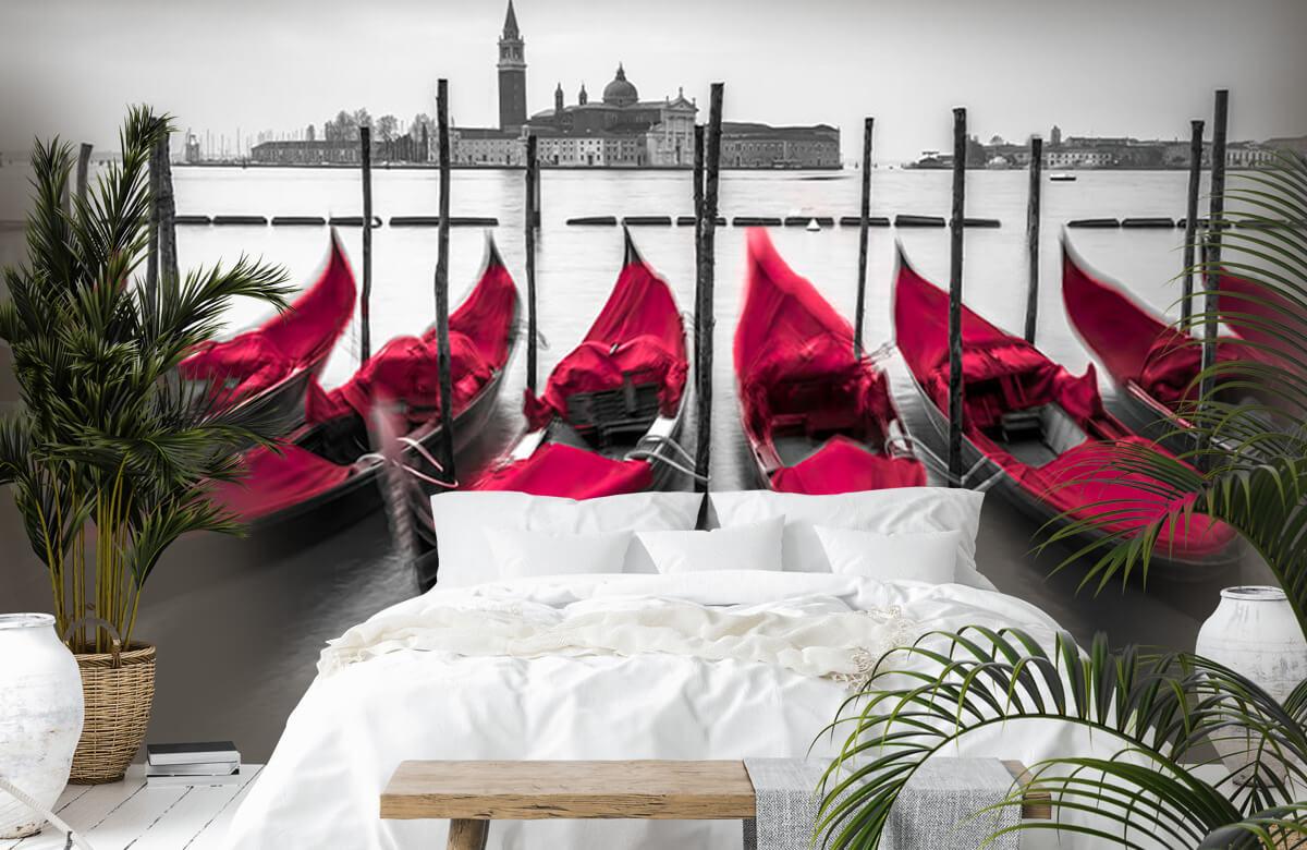 Röda gondoler 4