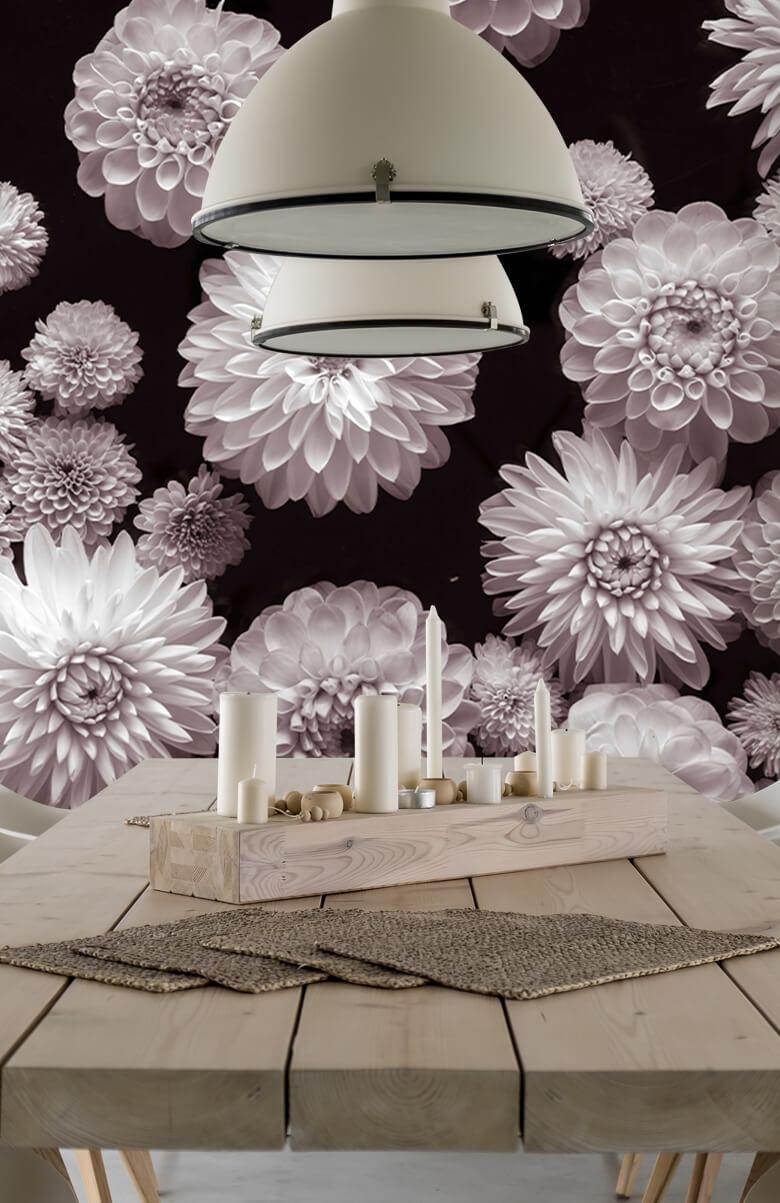 Dahlia Blommor 11