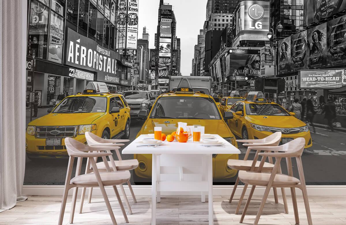 Taxi på Broadway 2