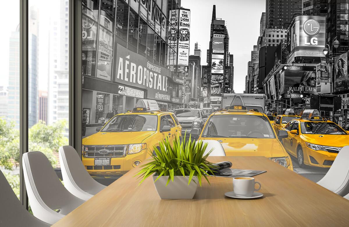 Taxi på Broadway 4