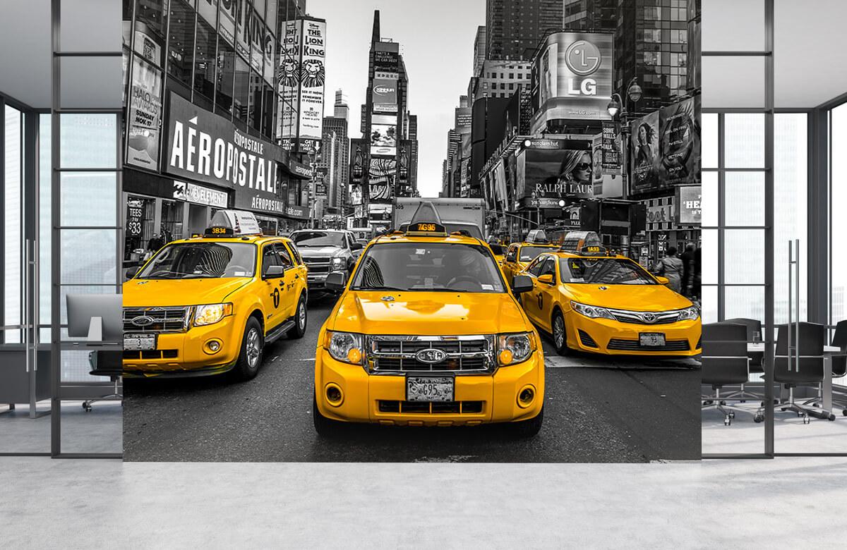 Taxi på Broadway 5