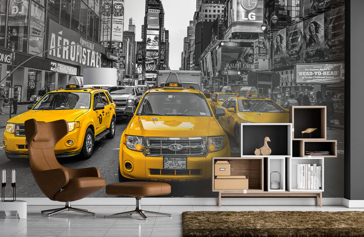 Taxi på Broadway 7