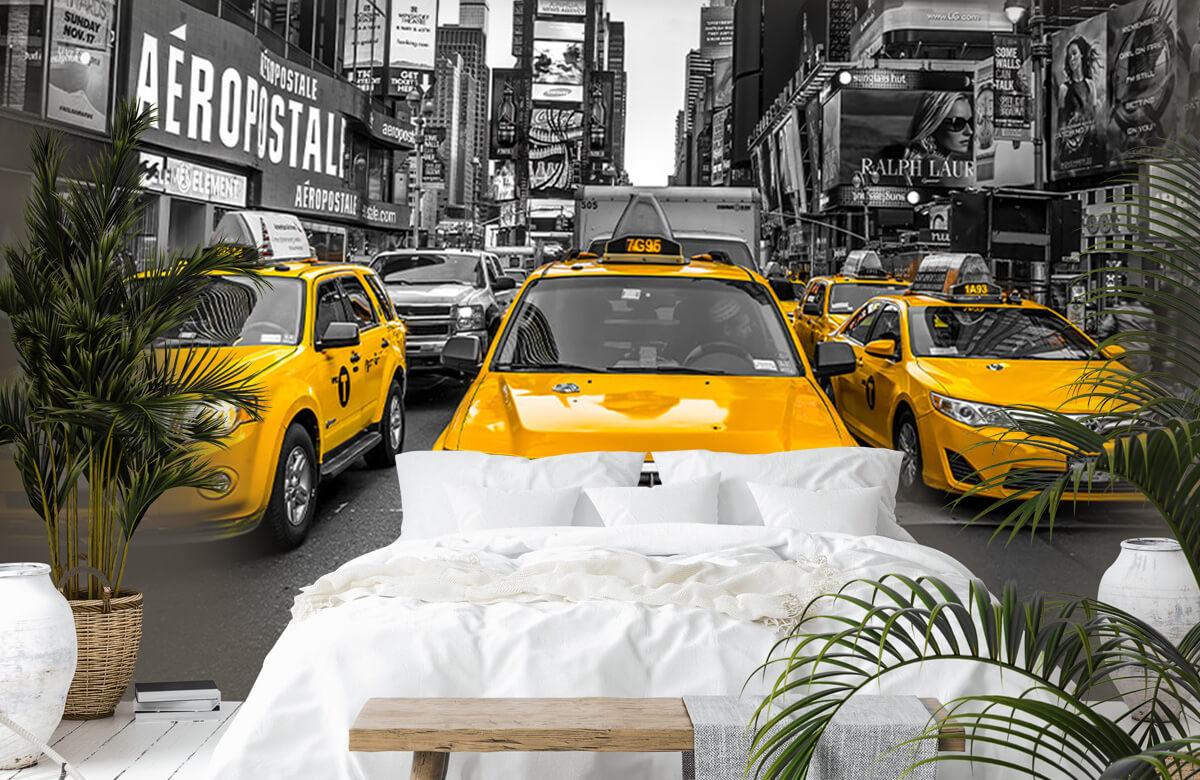 Taxi på Broadway 6