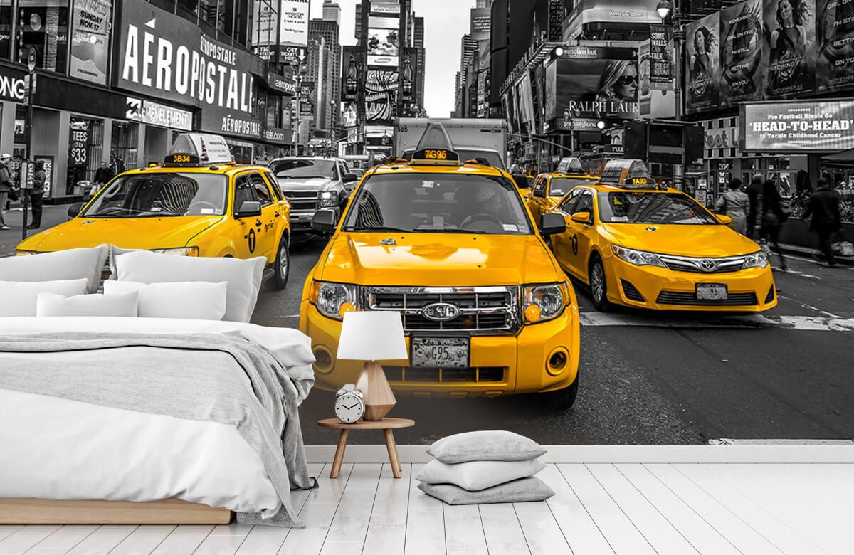 Taxi på Broadway 1