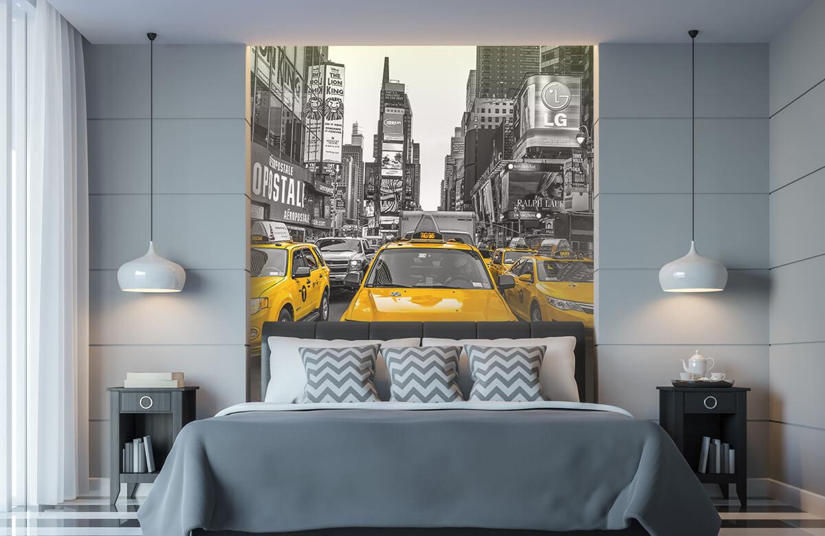 Taxi på Broadway 9
