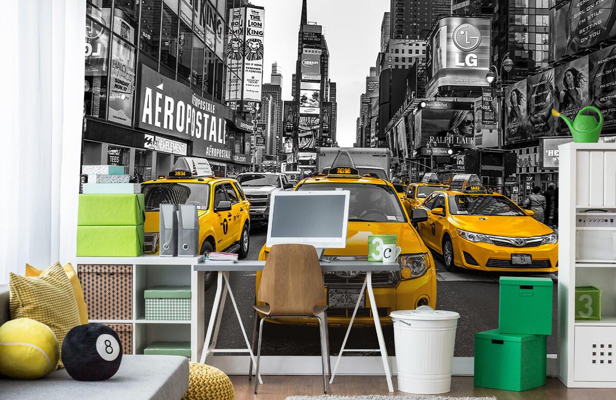 Taxi på Broadway 3