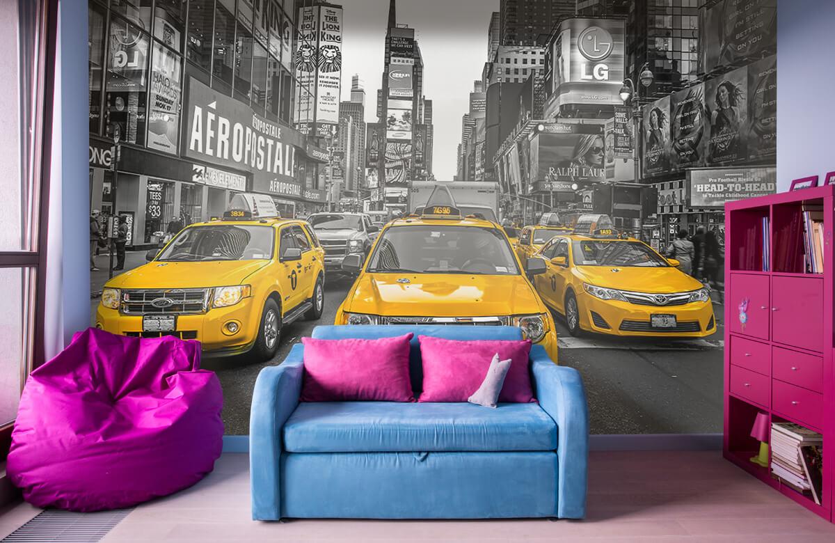 Taxi på Broadway 11
