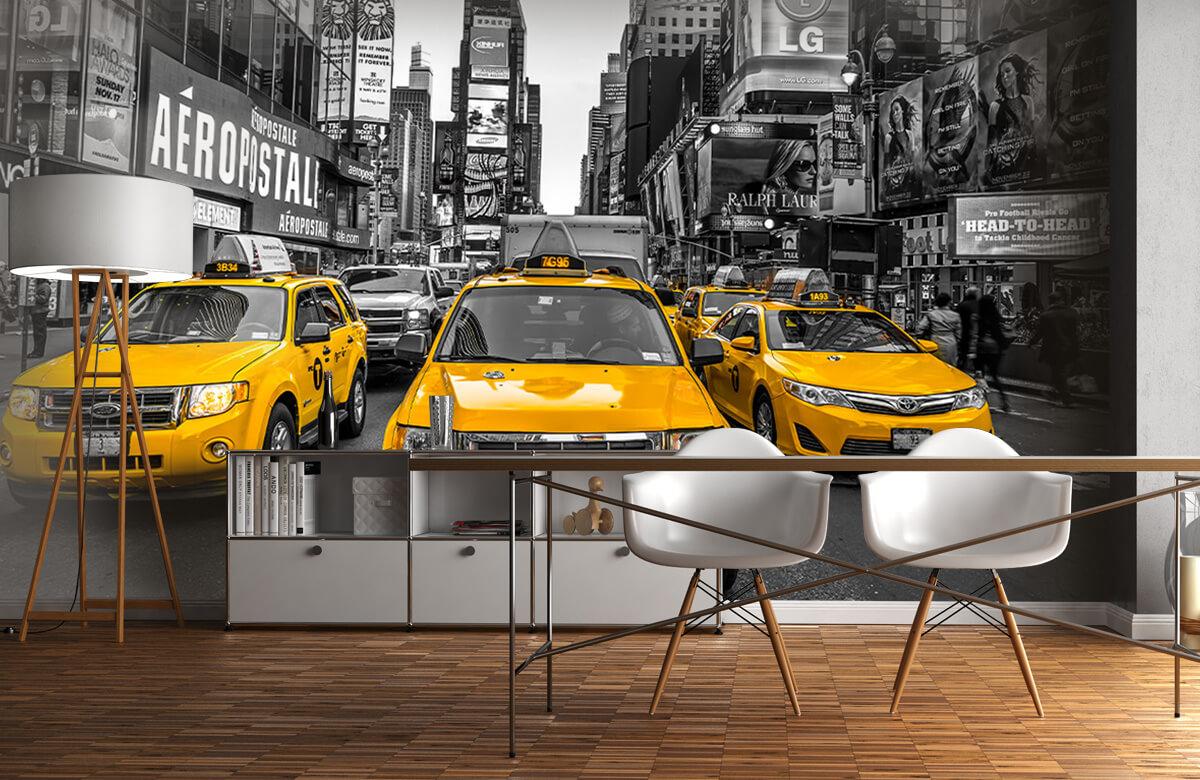 Taxi på Broadway 10