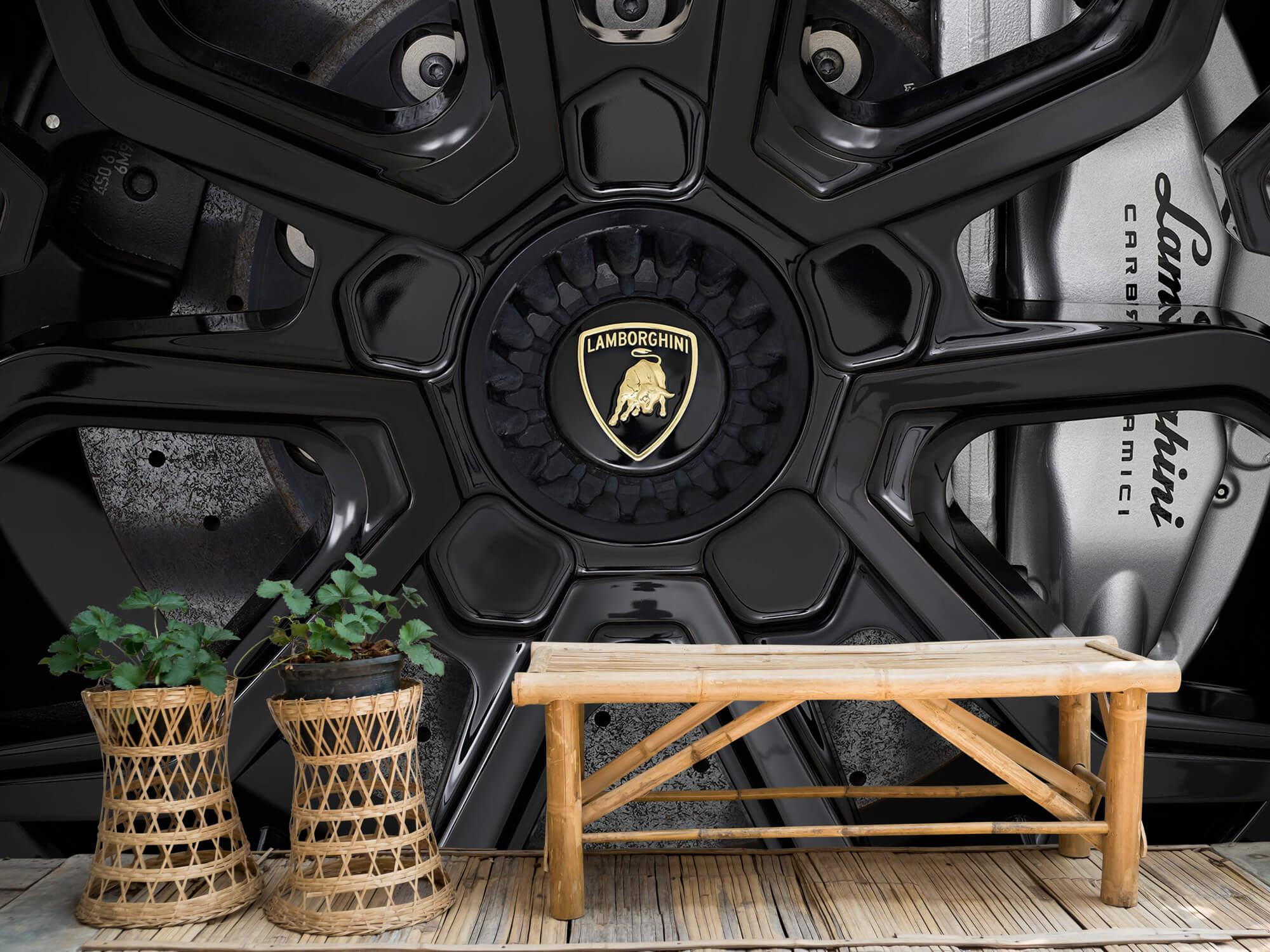Pattern Lamborghini Huracán - Fälg 5