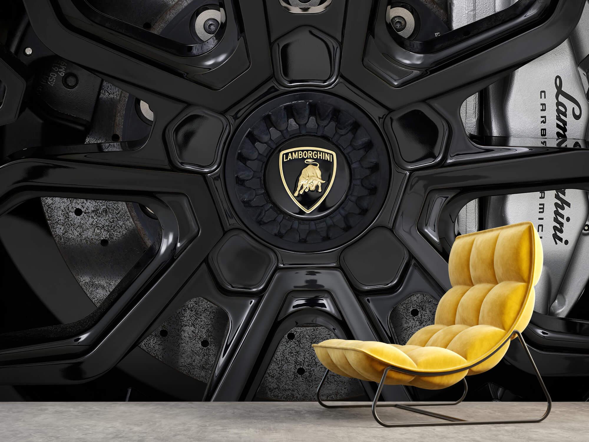 Pattern Lamborghini Huracán - Fälg 11
