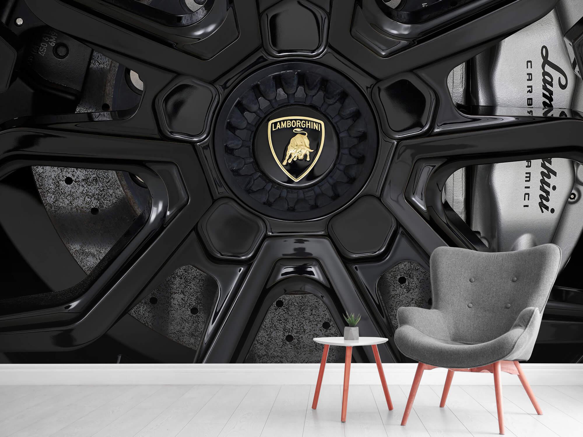 Pattern Lamborghini Huracán - Fälg 13